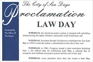 City of San Diego Proclamation 2012