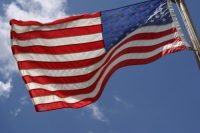 picture of the American Flag
