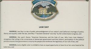 San Marcos Lawday 2014 Proclamation