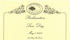 Poway Proclamation