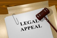 illustration of Legal Appeal title on Legal Documents