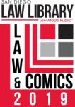 logo law and comics 2019